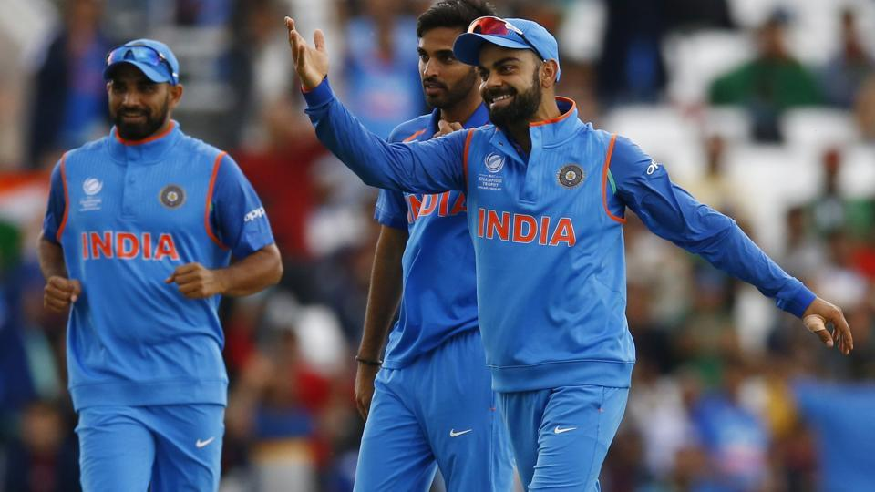 Champions Trophy 2017,ICC Champions Trophy 2017,India