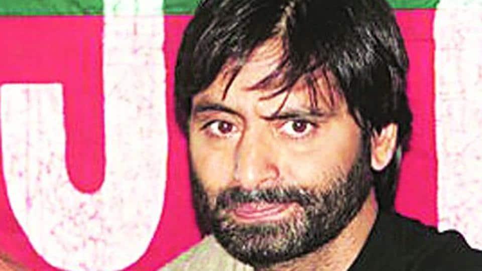 Yasin Malik,Srinagar,Jammu and Kashmir Liberation Front