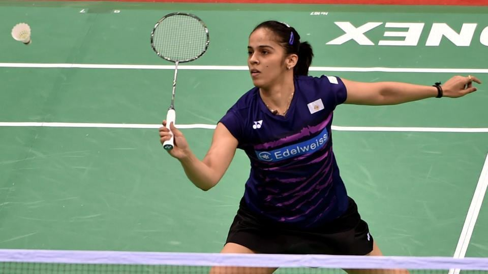 Saina Nehwal will face Malaysia's Ying Ying Lee in the Thailand Open.