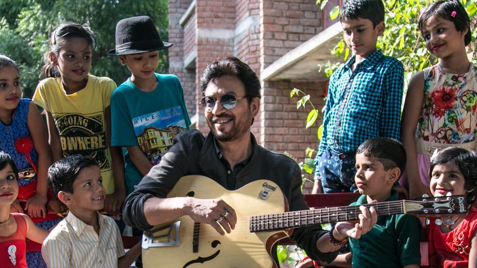 Actor Irrfan Khan is a strong believer of the role of education in a child's life.