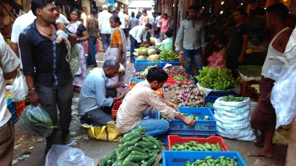 Farmers' stir over loan waiver likely to hit wholesale vegetable markets