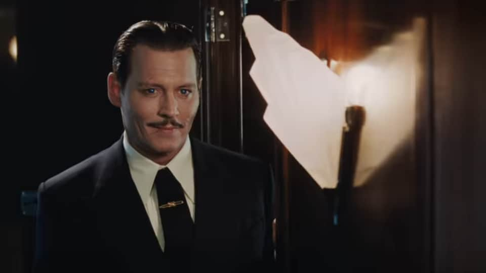 Murder on the Orient Express,Murder on the Orient Express first trailer,Kenneth Branagh