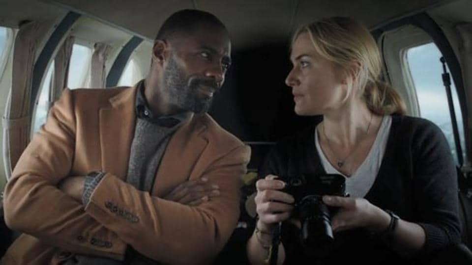The Mountains Between Us,The Mountains Between Us trailer,Idris Elba