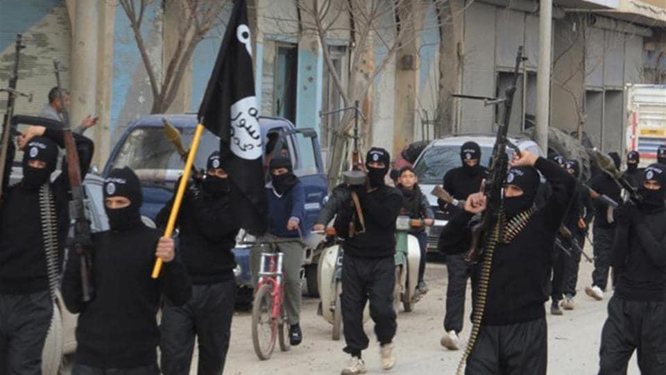 US Airstrike,Syria,Amaq