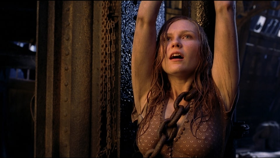Kirsten Dunst played Mary Jane Watson in three Spider-Man films between 2002 and 2007.