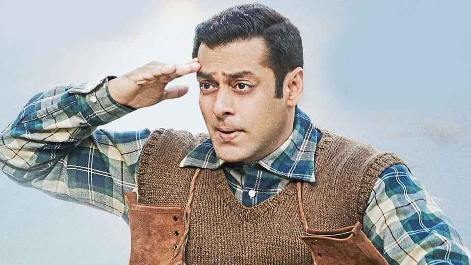 Salman Khan would aim to break Baahubali 2's box office records with Tubelight.