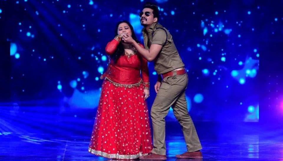 Bharti and Haarsh recently participated in Nach Baliye.