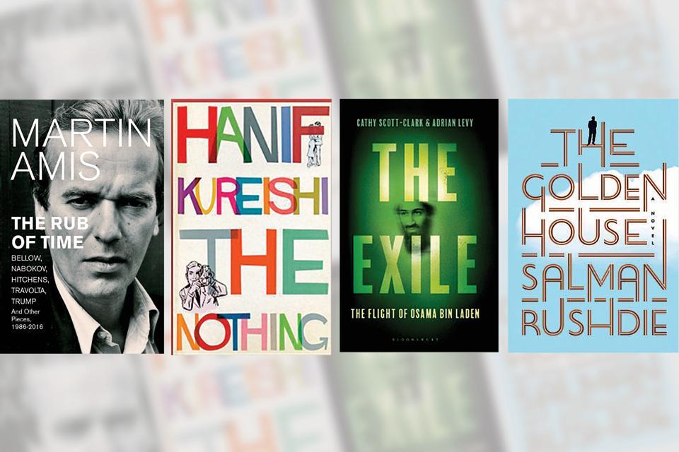 Brunch book challenge,hanif kureshi,the nothing