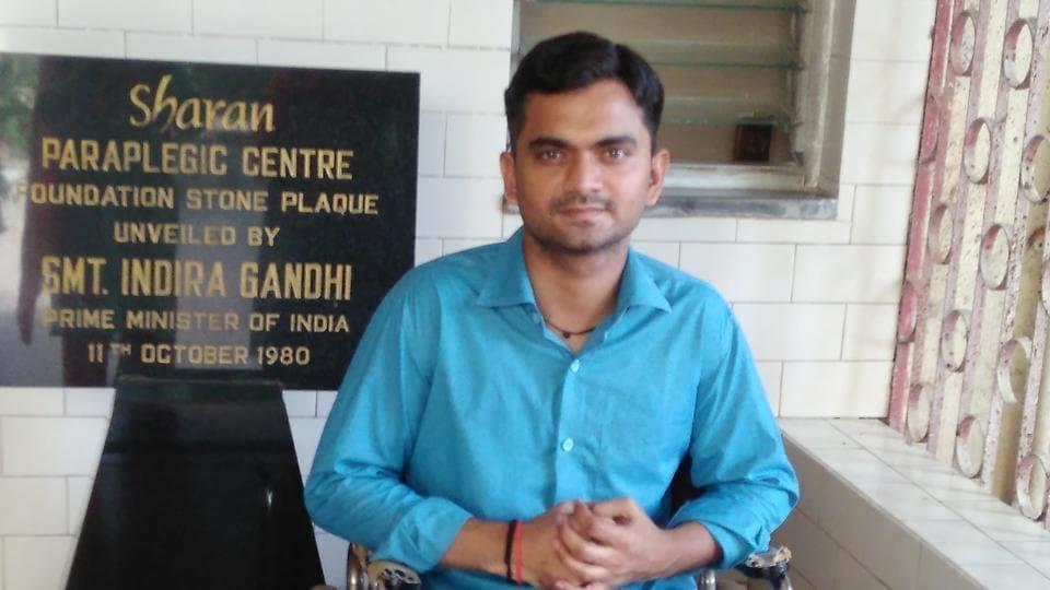 Mumbai city news,HSC exams,Paralysis patient