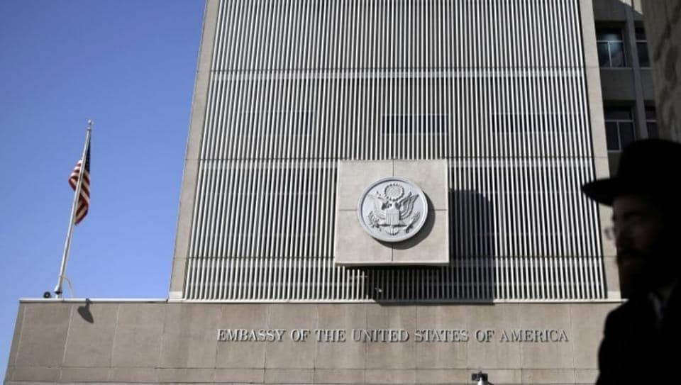 Congress passed a law in 1995 making it US policy to move the embassy to Jerusalem, symbolically endorsing Israel's claim on the city as its capital.