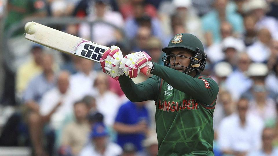 Mushfiqur Rahim (79), however, was involved in a 166-run stand with Tamim. (AP)
