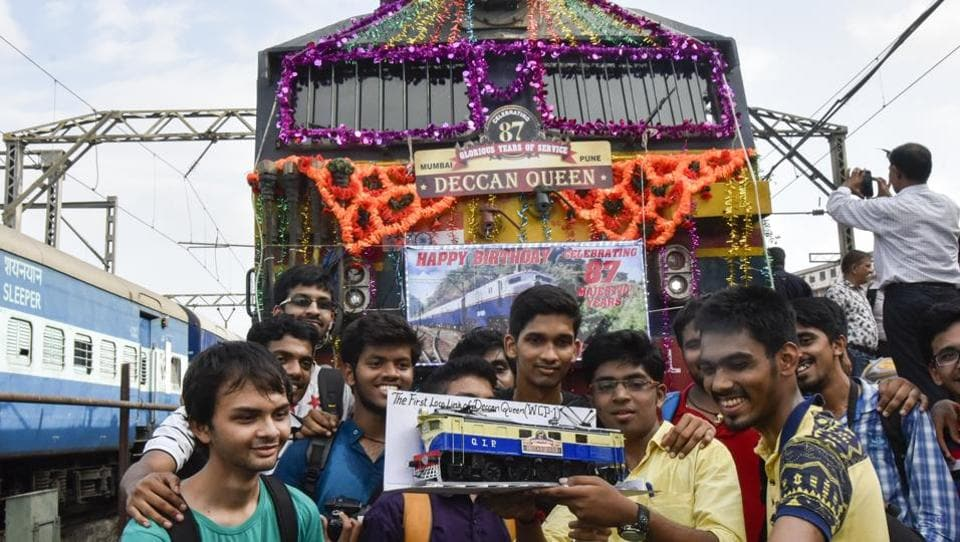 Mumbai city news,Ayaz Memon,Deccan Queen