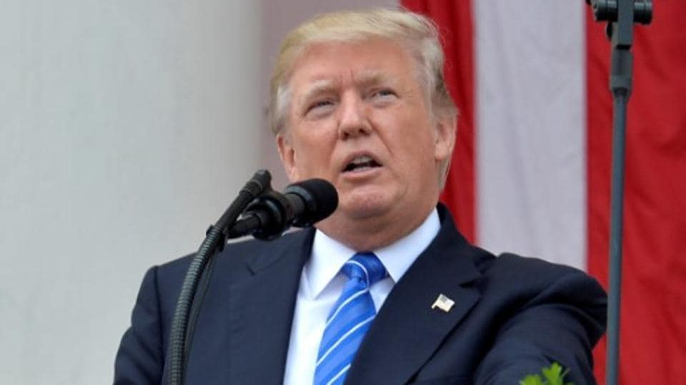 US President Donald Trump is reportedly preparing to pull out of the Paris agreement.