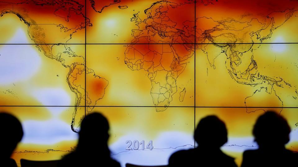 Climate change,China,Paris climate deal