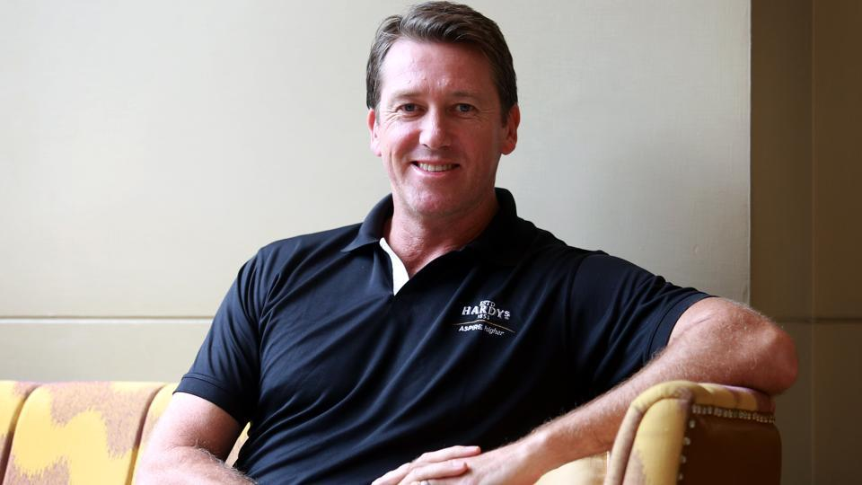 Glenn McGrath hailed India as one of the favourites to win the ICC Champions Trophy title.