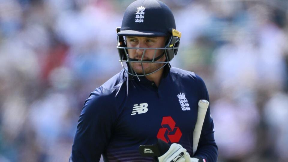 England's Jason Roy has received the backing of skipper Eoin Morgan ahead of ICCChampions Trophy.