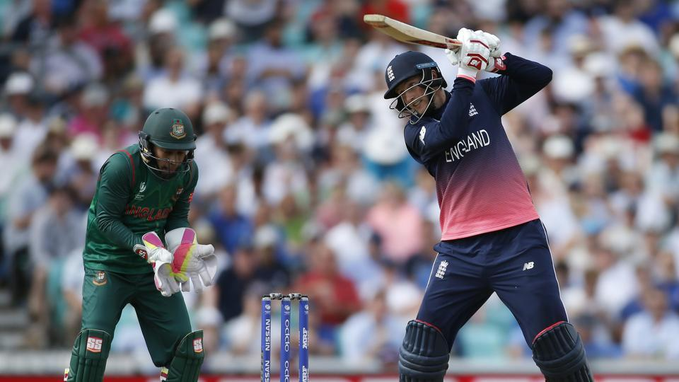 Joe Root scored his highest One-Day International score to take England to victory in their ICCChampions Trophy 2017 opener against Bangladesh at The Oval in London on Thursday. Get full cricket score of ICC Champions Trophy 2017 clash between England vs Bangladesh here.