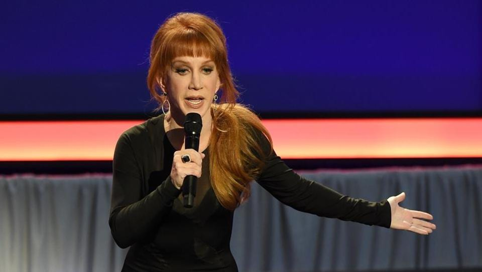 CNN fired comedian Kathy Griffin from its annual New Year's Eve coverage after she provoked outrage for being photographed holding up a prop depicting Donald Trump's bloodied severed head.