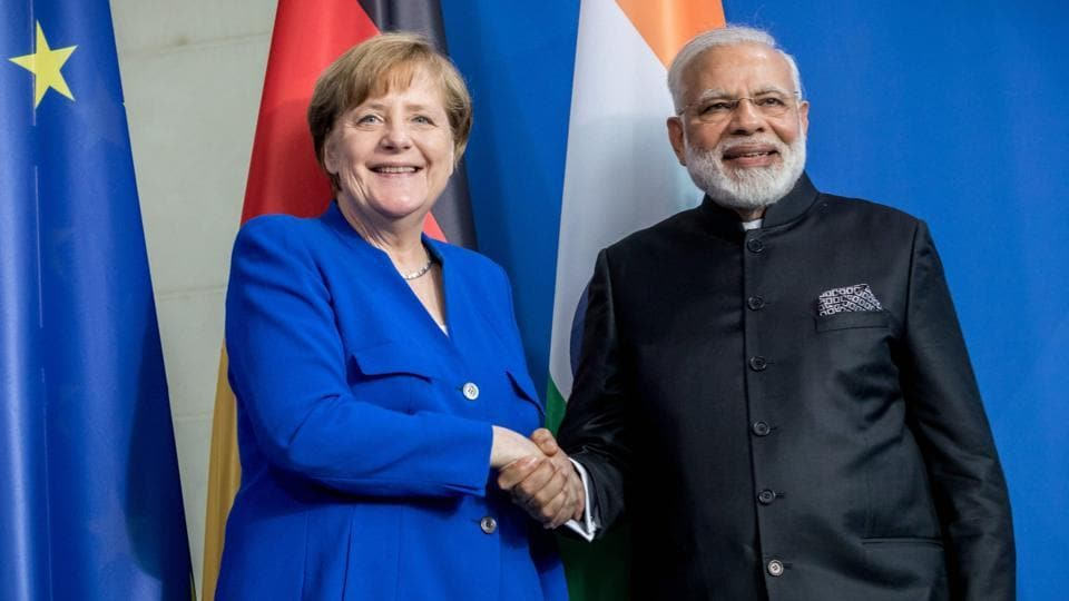 When it comes to democratic values and the rules-based world order that is a cornerstone of Brussels' worldview, India is much closer to Europe than Beijing.