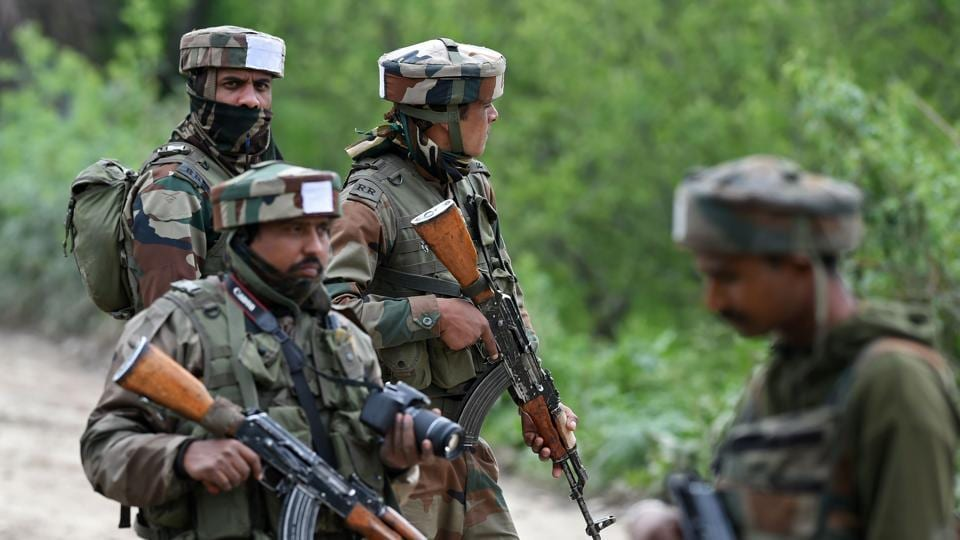 The firing took place in Bhimber and Battal sectors in Jammu and Kashmir.