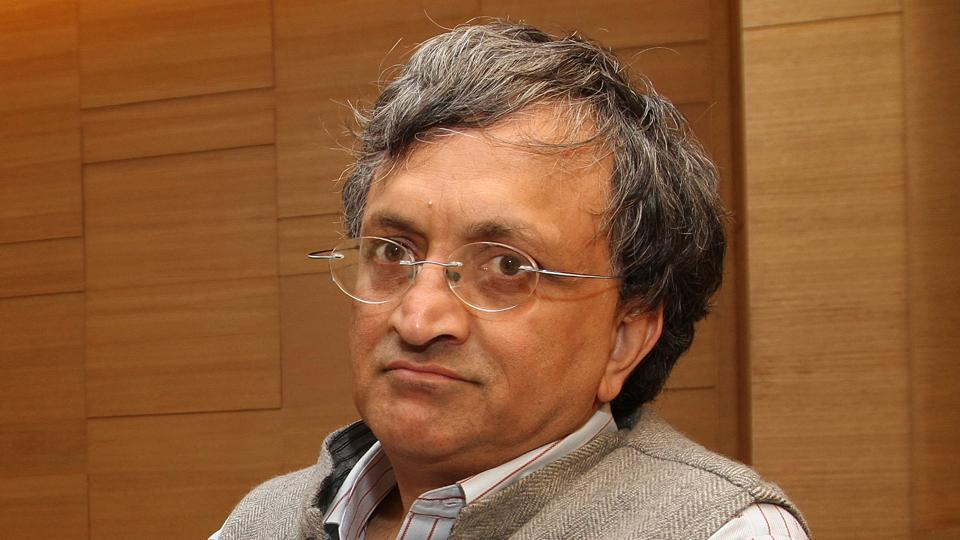 Ramachandra Guha resigned as one of the members of the Committee of Administrators on Thursday.