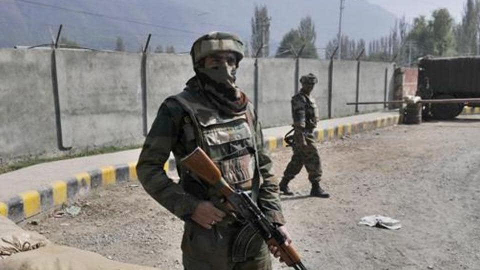 Sopore,Jammu and Kashmir,Encounter
