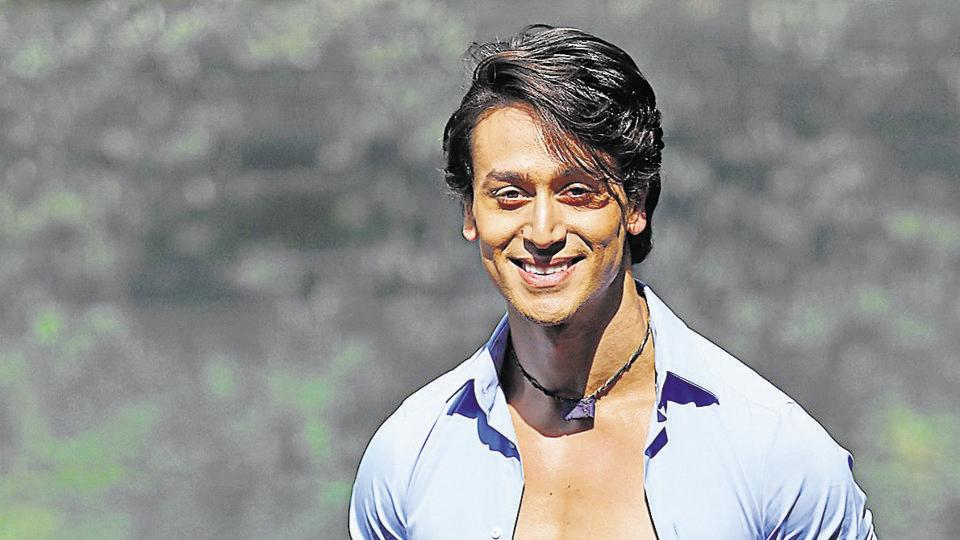Tiger Shroff nails it as Desi MJ in this Munna Michael poster
