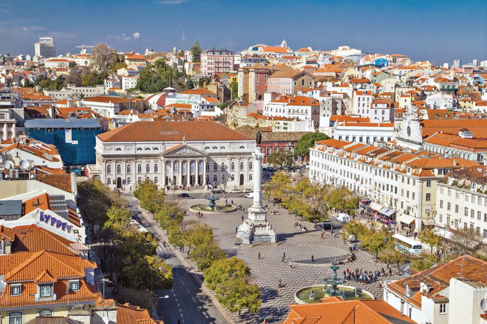 Lisbon is one of Europe's loveliest capitals, studded with palaces, churches and monuments
