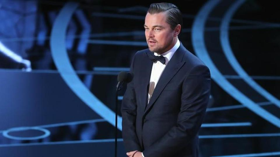 """Today, the future livability of our planet was threatened by President Trump's careless decision to withdraw the United States from the Paris Agreement,"" said DiCaprio."