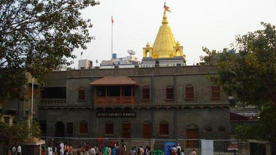 Shirdi, a town in Ahmednagar, is around 275km from Mumbai. Thousands flock to the temple to seek blessings every year.