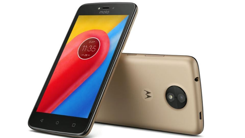 The new MotoC is the latest offering from Motorola which sits below the Moto E in its budget segment.