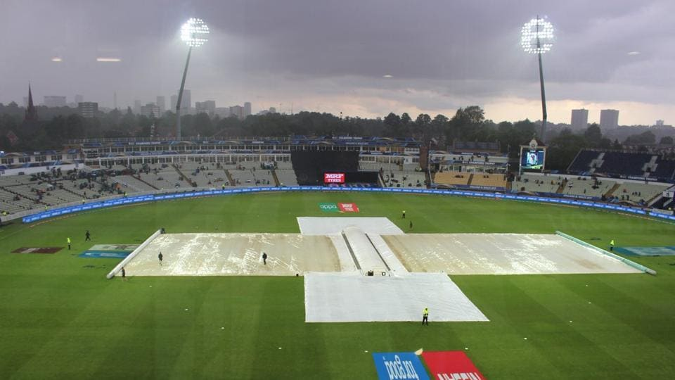Rain saw the ICC Champions Trophy 2017 encounter between Australia and New Zealand at Edgbaston on Friday end in a no result.  (Twitter )