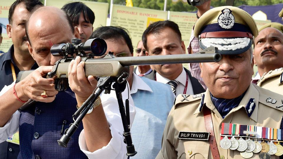 A group centre of the CRPF has four-five battalions under its jurisdiction and one battalion has about 1,000 personnel.