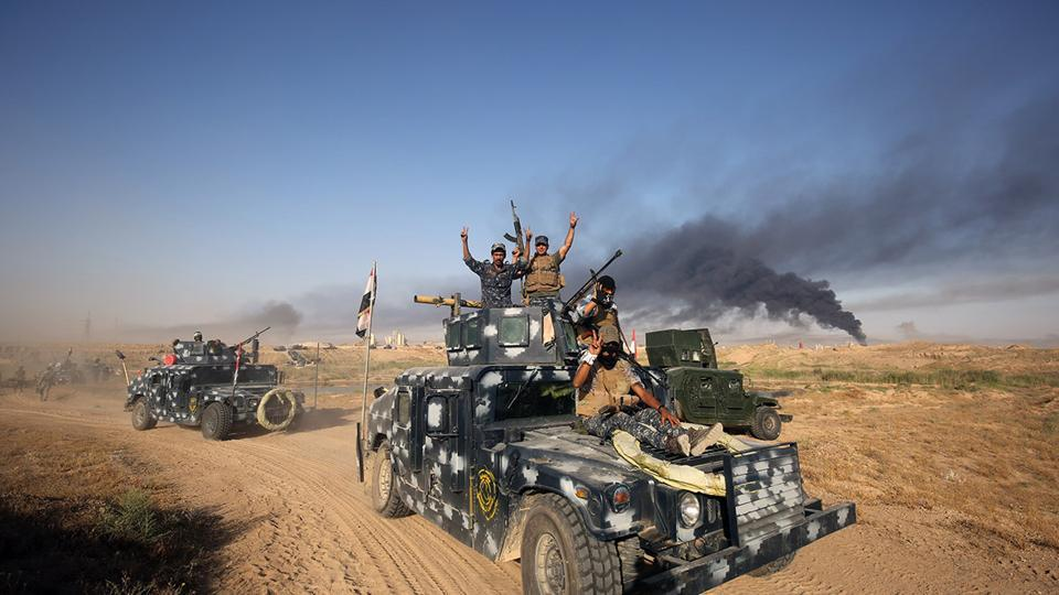 Iraqi security forces are more than seven months into a massive operation to retake Mosul from the Islamic State group, which overran the city and swathes of other territory nearly three years ago.
