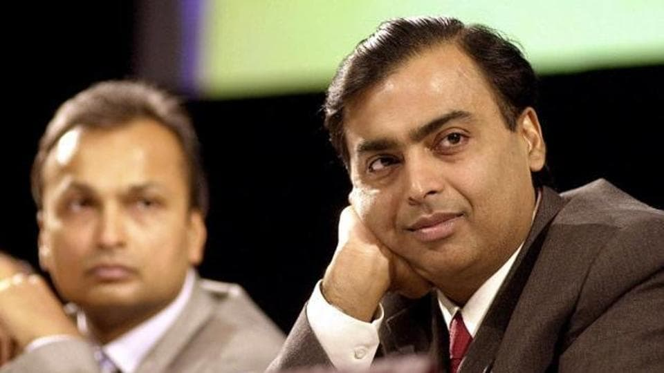 Anil and Mukesh Ambani had divided the Reliance business empire founded by their father Dhirubhai Ambani, about a decade ago.