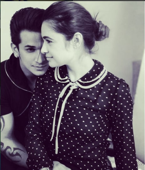 TV actor and reality TV star Prince Narula shoots down sexist comments on actor Yuvika Chaudhary's Instagram picture on Friday morning.