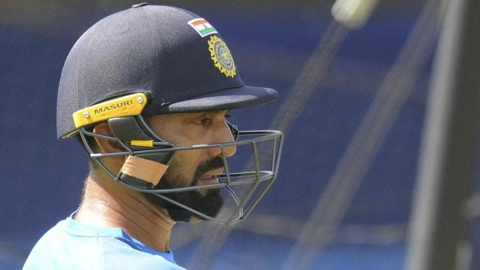 Dinesh Karthik performed brilliantly for India in the warm-up game against Bangladesh. (AP)