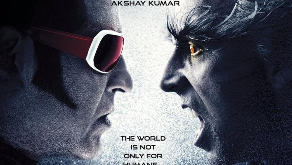Shankar's 2.o stars Rajinikanth and Akshay Kumar.
