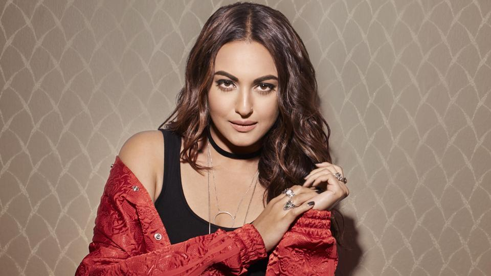 Sonakshi Sinha says she has learnt not to be too hard on herself and the importance of self-love.