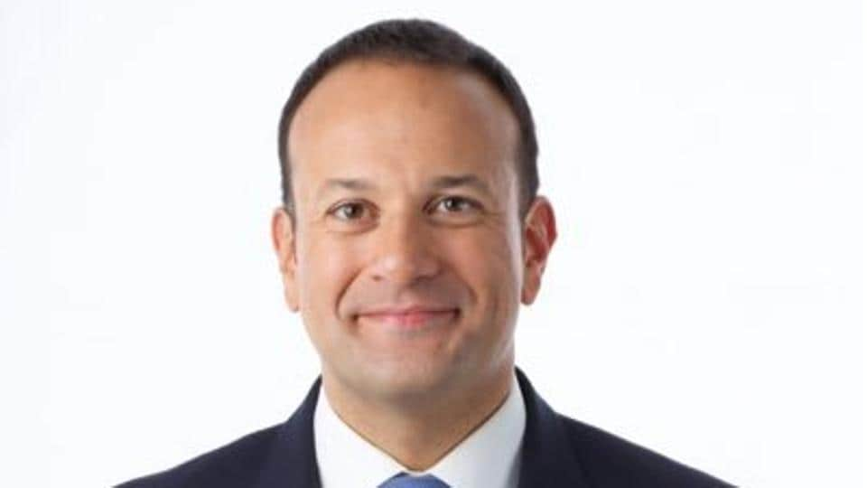 Leo Varadkar, the Indian-origin openly gay minister who is widely tipped to become Ireland's new prime minister.