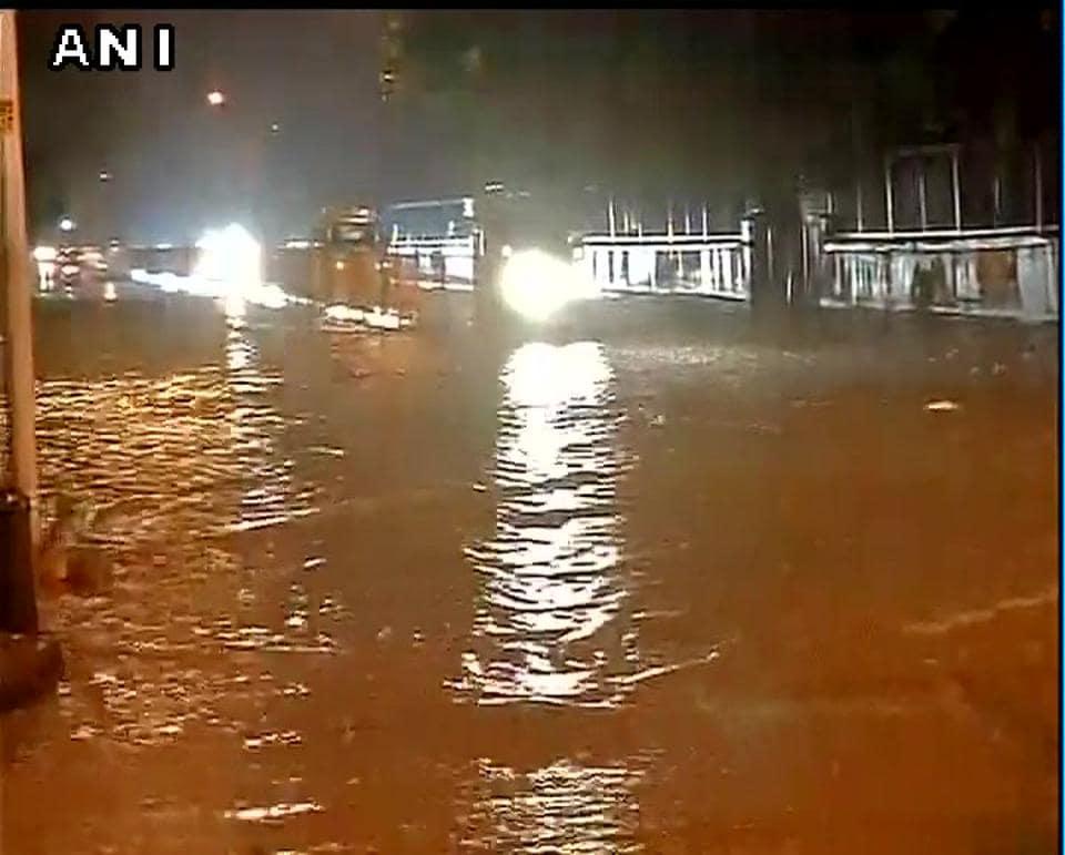 Mumbai city news,Mumbai western suburbs,Mumbai monsoon