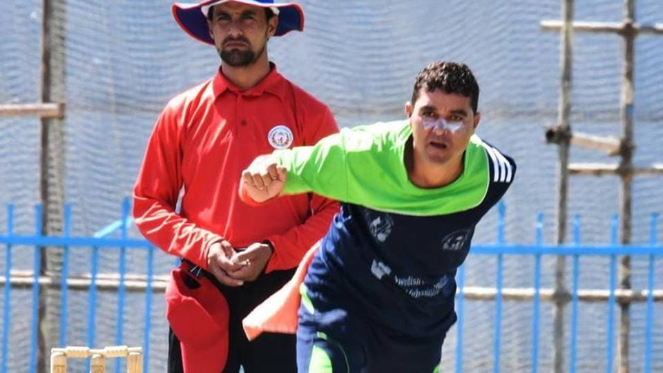 Abdullah Liwal, Shafiqullah Samim and Bashir were part of the 15-member Afghanistan disabled cricket team that recently played a T20 series against India in Greater Noida, near the Capital
