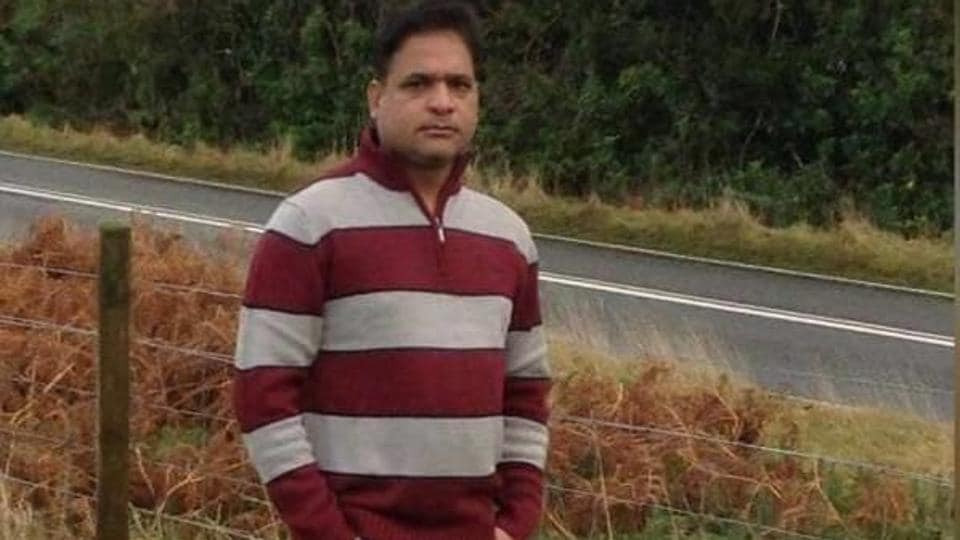 Satnam Singh, 45, was walking with a friend in Hayes area of southwest London when a silver car stopped. A man got out of the car and attacked them with a baseball bat on March 6.