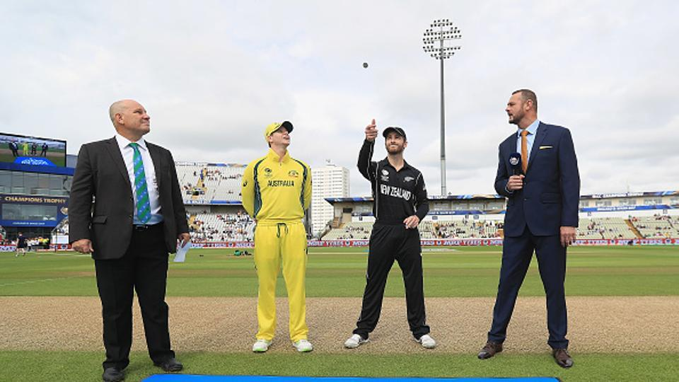 Kane Williamson, New Zealand captain, won the toss and opted to bat.  (Getty Images)