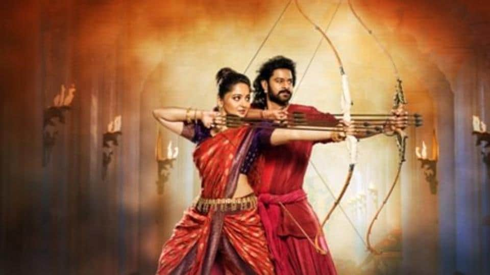 Handout photo from the film Baahubali 2 – The Conclusion.