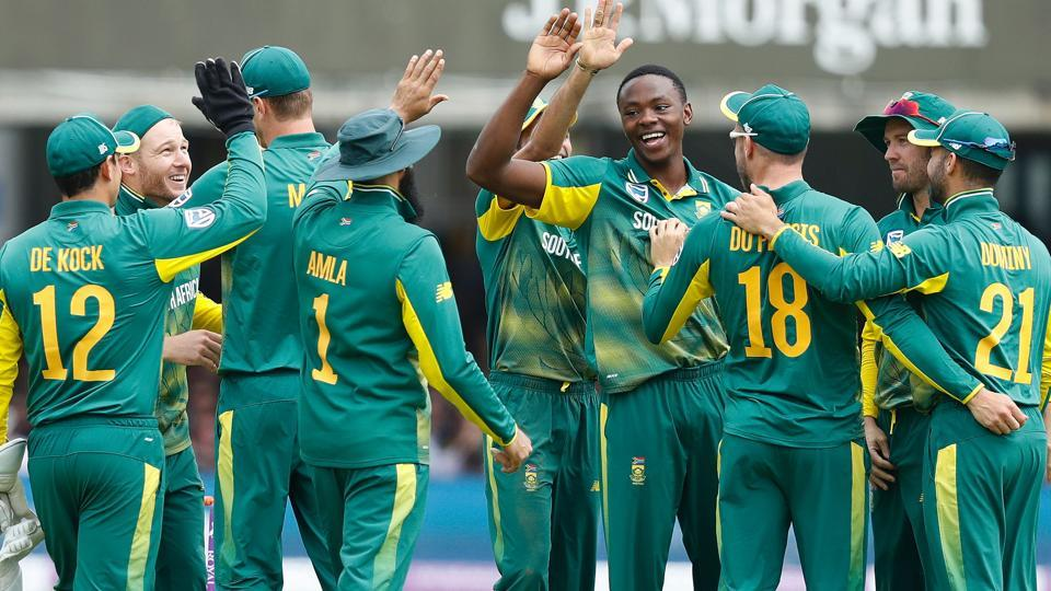 South Africa are the favourites going into their ICC Champions Trophy 2017 opener against Sri Lanka.