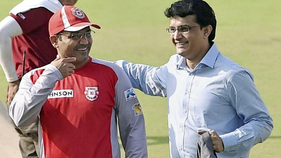 The Cricket Advisory Committee, led by Sourav Ganguly, will decide on Virender Sehwag's application as India coach. Anil Kumble's one-year reign ends with the ICC Champions Trophy