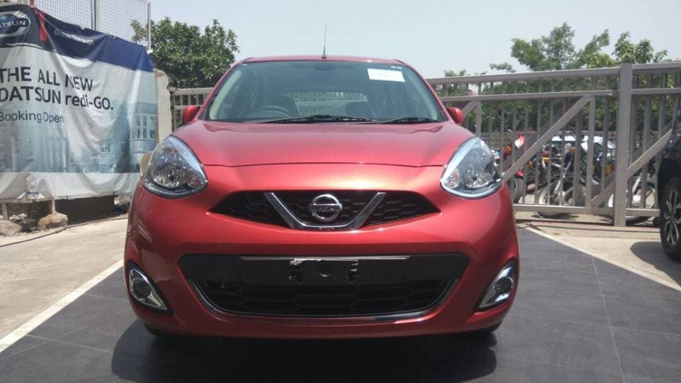 Nissan,Micra,launch