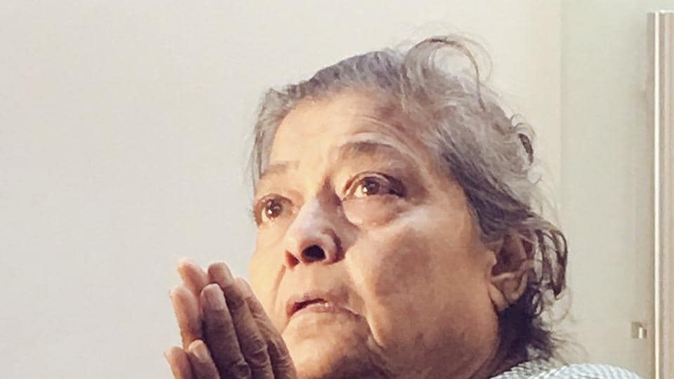 Pakeezah actor Geeta Kapoor,Geeta Kapoor,Jeevan Asha old age home