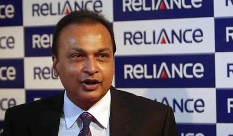 Anil Ambani, chairman of the Reliance Group.